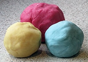 Activity Box easy play dough recipe