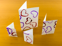 Easy Valentine Cards Any Kid Can Make