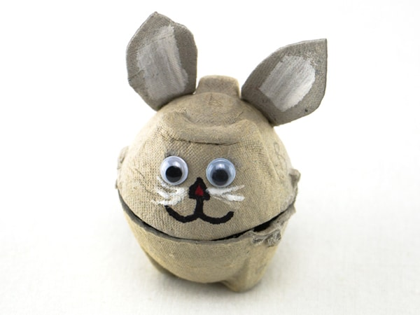 Easter bunny finished