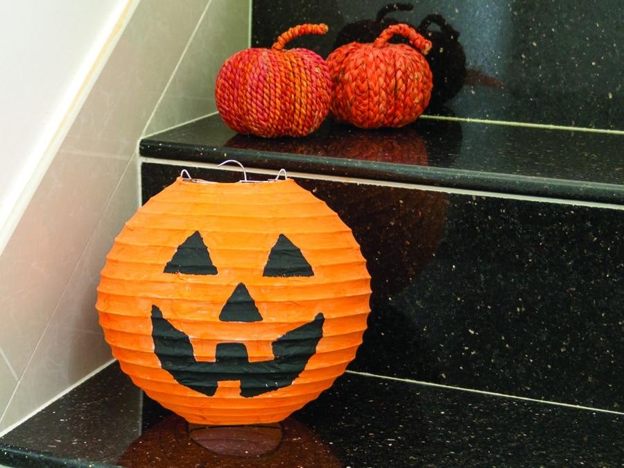 Halloween Craft Box Jack o lantern