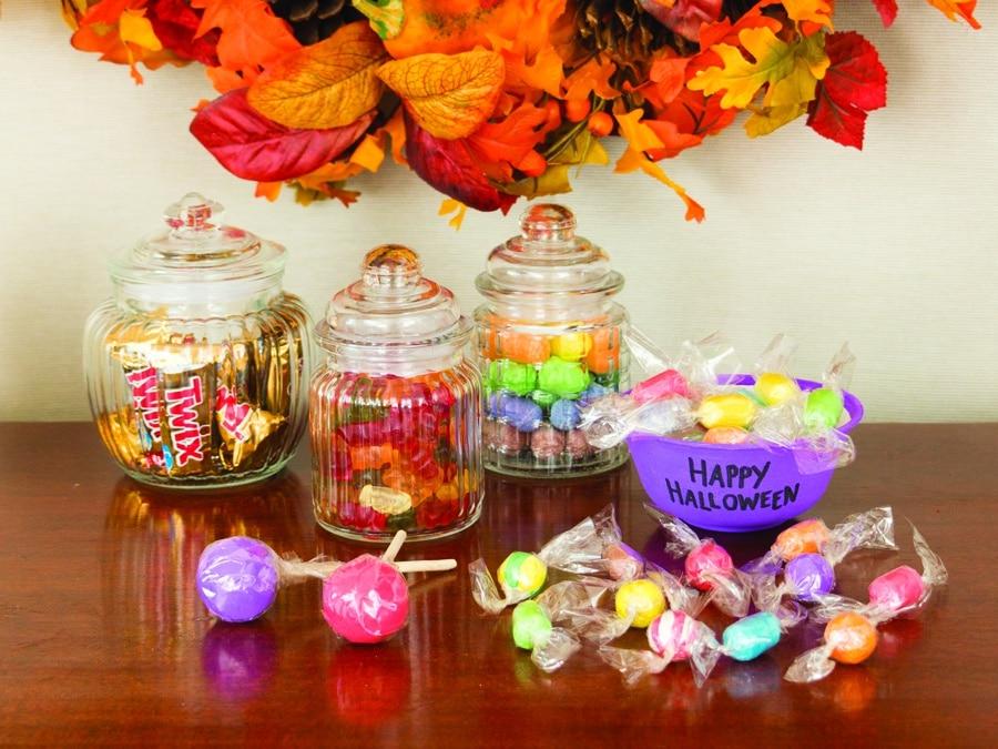 Halloween Craft Candy