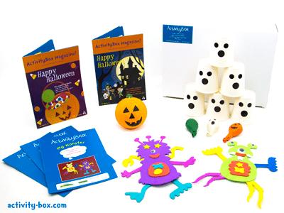 Happy Halloween ActivityBox