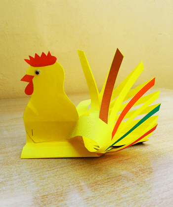ActivityBox Rooster Craft-Step-10-Rooster
