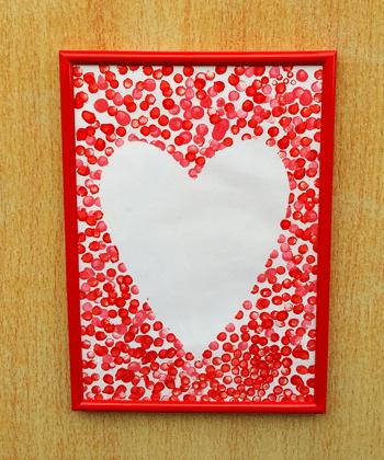 ActivityBox Valentine Kids Craft Heart