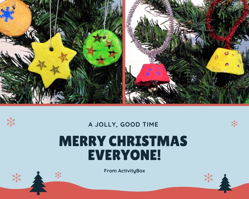 Easy Christmas Crafts for Kids ActivityBox