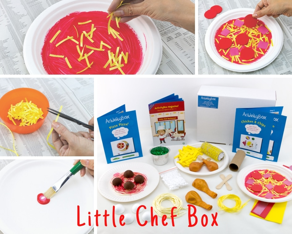 Little Chef Inside the Box