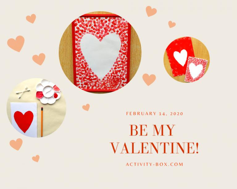 Valentine Craft for Kids ActivityBox