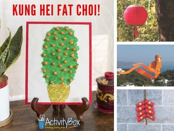 Chinse New Year Craft Box ActivityBox